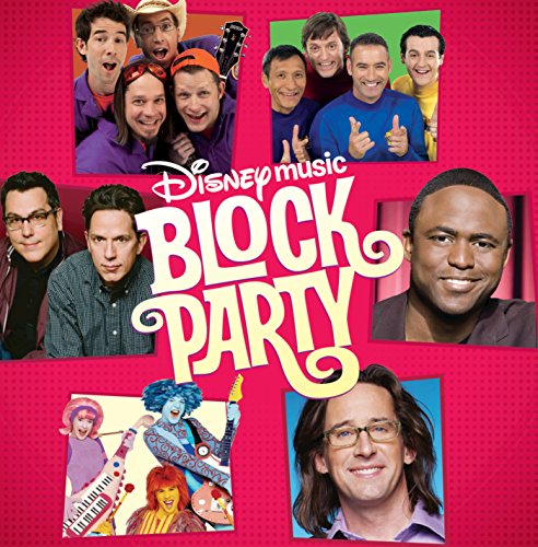 - Disney Music Block Party