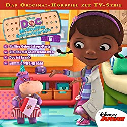 Hallies Geburtstags-Party (Doc McStuffins 5)