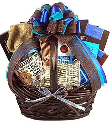 Gift Basket Village Extreme Chocolate Fix, Gift Set for Her, 8 Pound