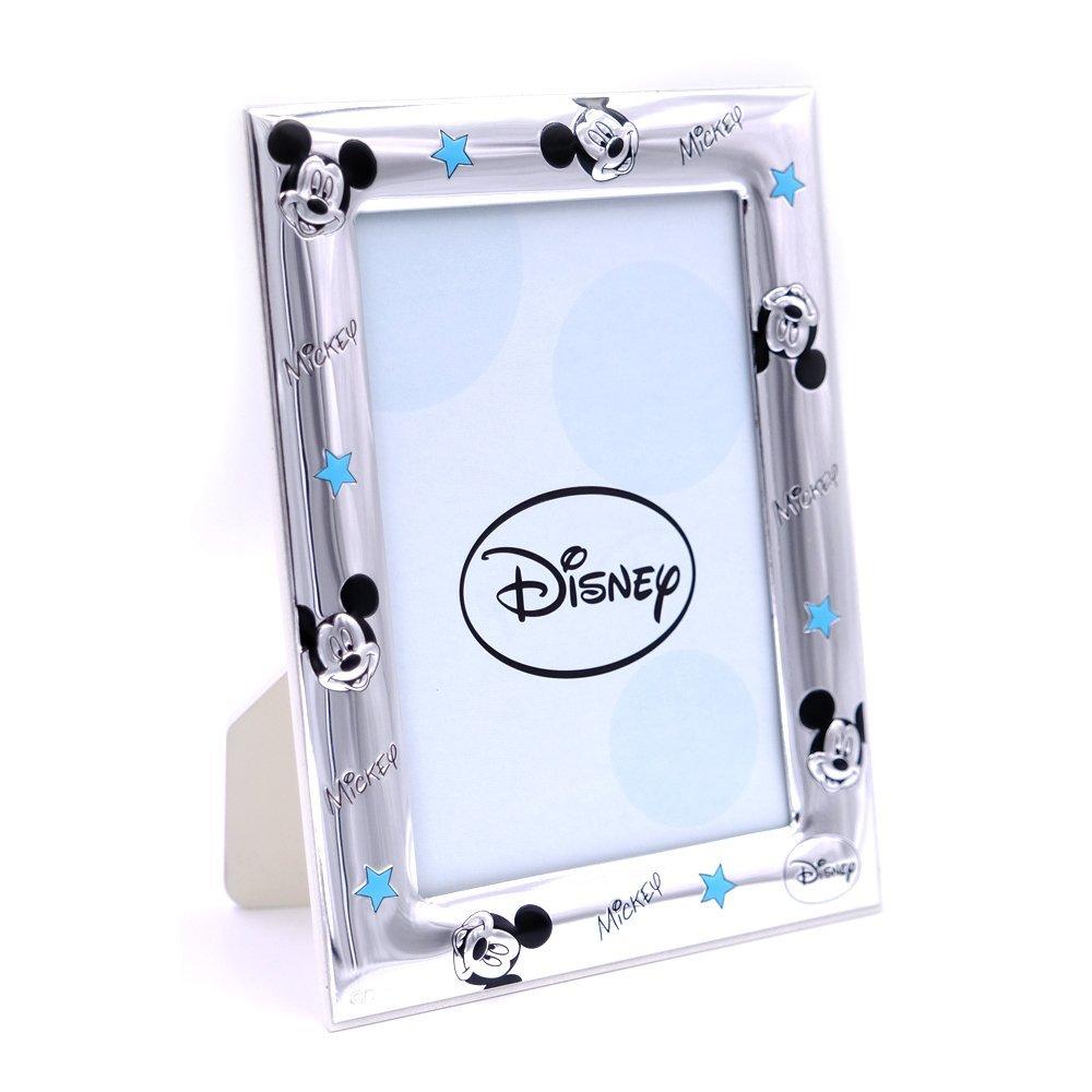 Valenti Argenti Cadre Photo Disney Fille Mickey Mouse cm 9 x 13