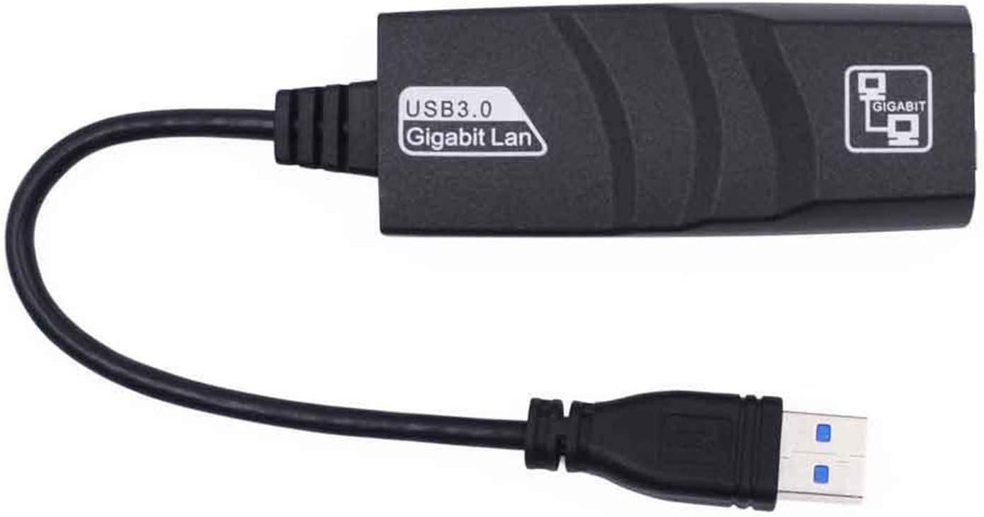 - Plug Type: Universal Pukido OPQ-Usb 3.0 To 10//100//1000 Mbps Gigabit Rj45 Ethernet Lan Network Adapter For Pc Mac