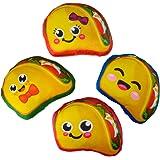 Coconut Float Taco Plush Toy