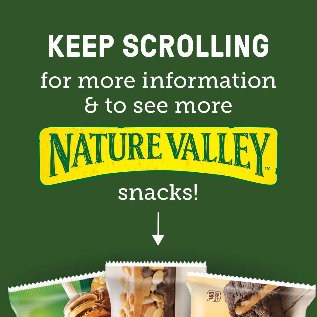 Nature's Valley granola bars, Crunchy Oats N Honey, 60 Count by Nature Valley (Image #4)