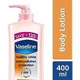Vaseline Sun + Pollution Protection Body Lotion, 400ml