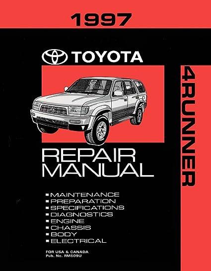 amazon com bishko automotive literature 1997 toyota 4 runner shop rh amazon com 1996 toyota 4runner service repair manual 1993 toyota 4runner service repair manual