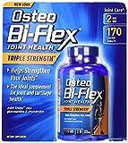 Osteo Bi-Flex Triple Strength - LargerItems 4Pack (170 Caplets ) klk#Gskx
