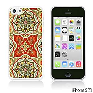 OnlineBestDigital - Fabric Pattern Hard Back Case for Apple iPhone 5C - Waverly Tapestry Pattern