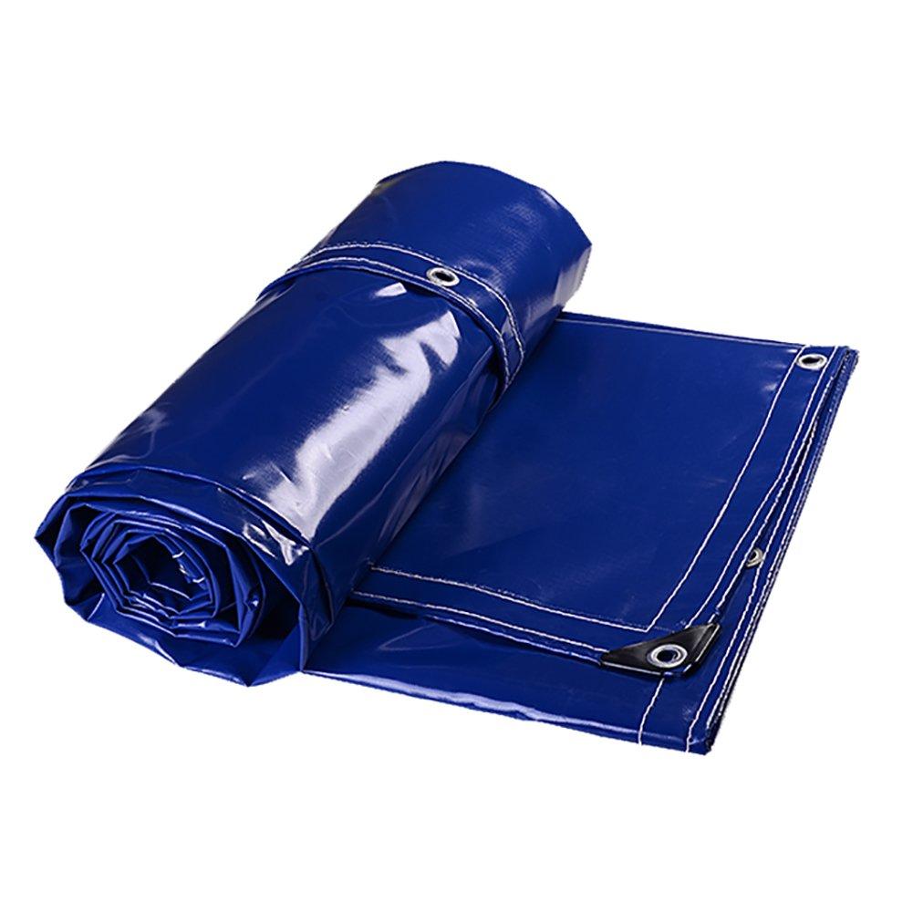 Zeltplanen Wasserdichtes Tuch Sunscreen-Plane-regendichtes Tuch Verdicken Im Freien 0.5mm Linoleum-Planen-Boden-Blatt-Abdeckungen