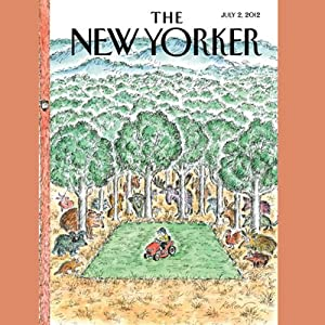 The New Yorker, July 2nd 2012 (William Finnegan, Patricia Marx, Elizabeth Kolbert) Periodical