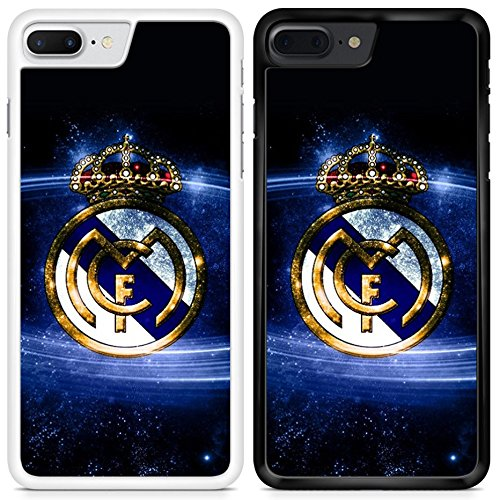 Real Madrid FC Custom Designed Printed Phone Case for Samsung Galaxy S7 Edge RMad5P/White