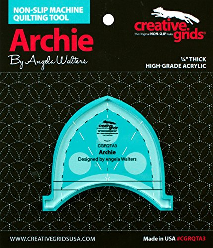 Creative Grids Machine Quilting Tool - Archie by Creative Grids