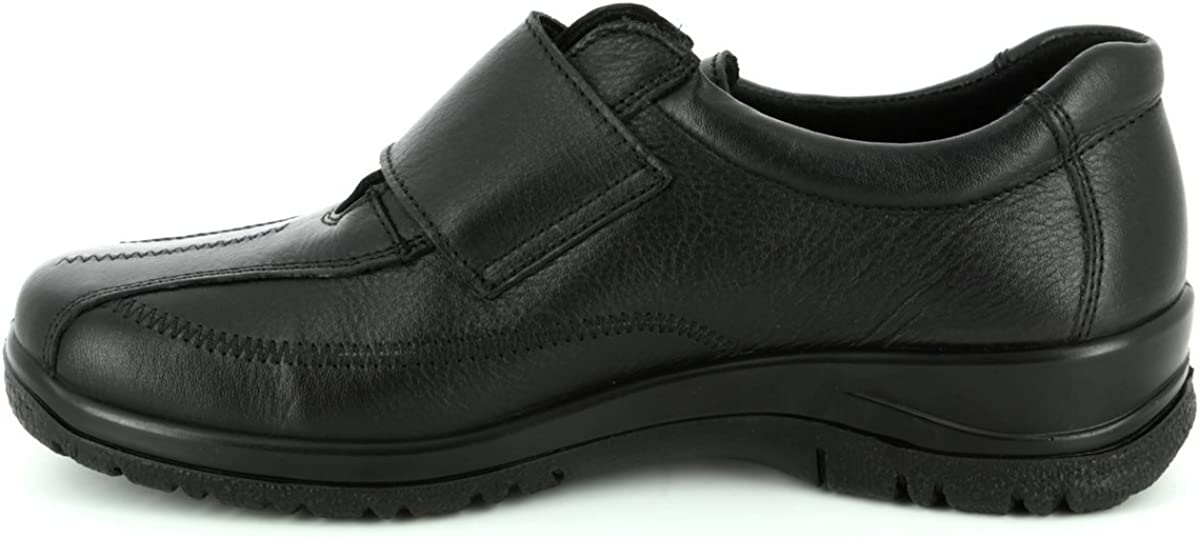 Alpina 4178-5 RONYVEL TEX Black Womens Comfort Shoes N a