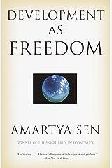 Development as Freedom Paperback