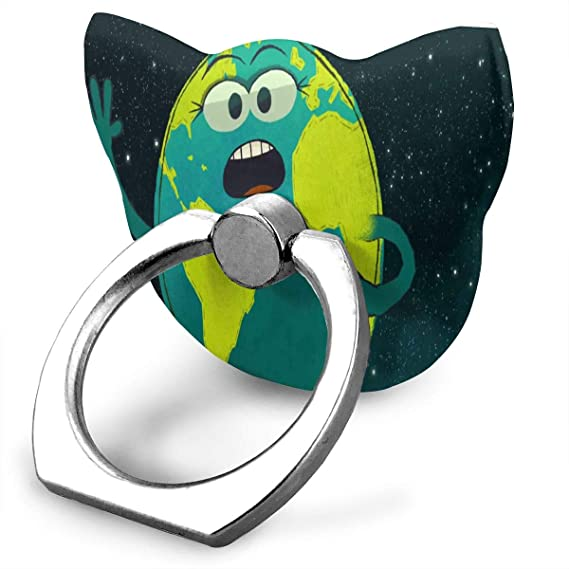 Amazon com: Ring Holder Solar System Song StoryBots Cat Type