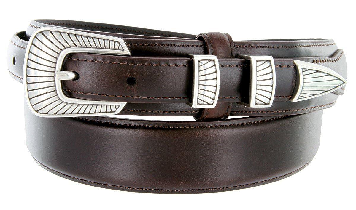 S5561 Oil Tanned Texas Ranger Leather Belt
