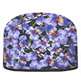 Blue Moon Iris Tea Cozy Double Insulated Tea Cozy Blue Moon Tea Cozy