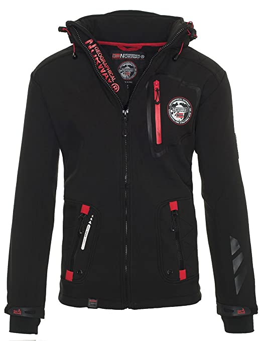 Opinioni per Geographical Norway Giacca da sci in softshell,