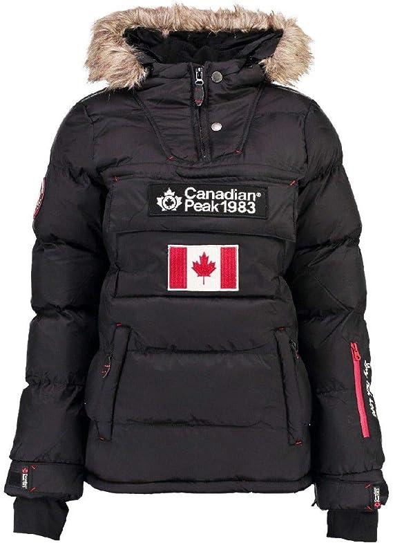 Canadian Peak Damen Jacke BUNATEAK: : Bekleidung