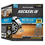 Rust-Oleum RockSolid Amaretto Metallic Garage Floor Kit - 2 Pack