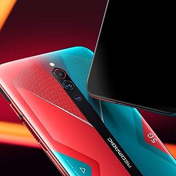 Nubia RedMagic 5G Teléfono 12GB + 256GB|Gaming Phone |Smartphone ...