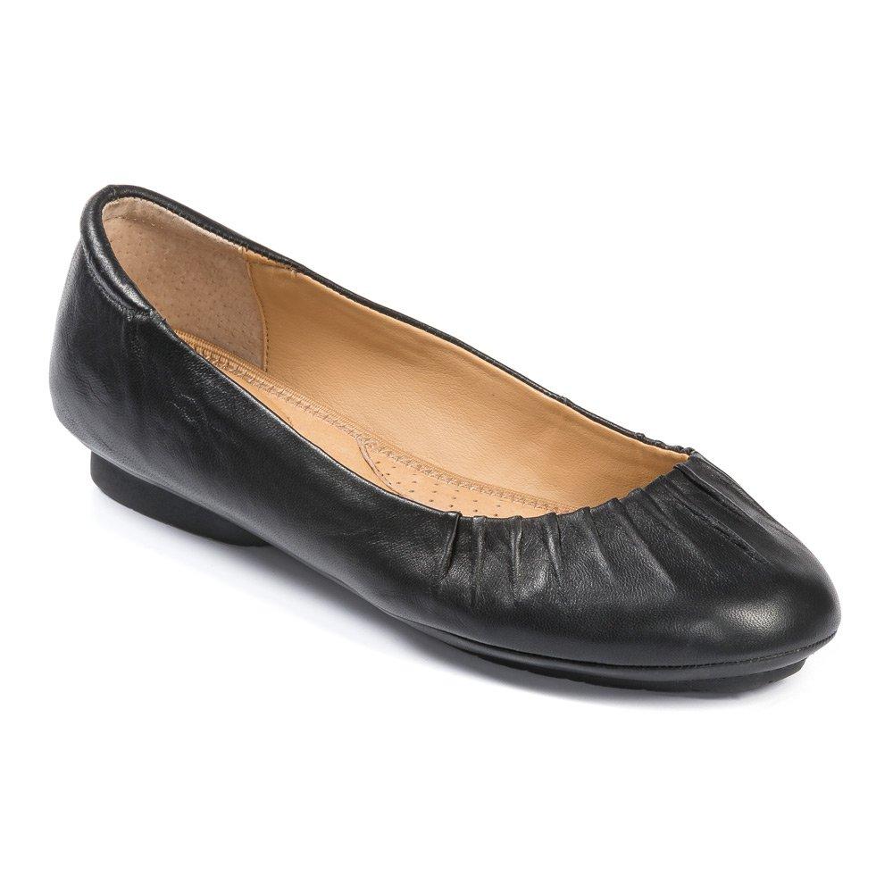 Me Too Women's Page Flats Shoes B01CJ3JH1I 5.5 B(M) US|Black Nappa