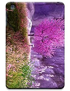 Colorful Beautiful Flowers cell phone cases For Apple Accessory iPadmini iPad Mini 2