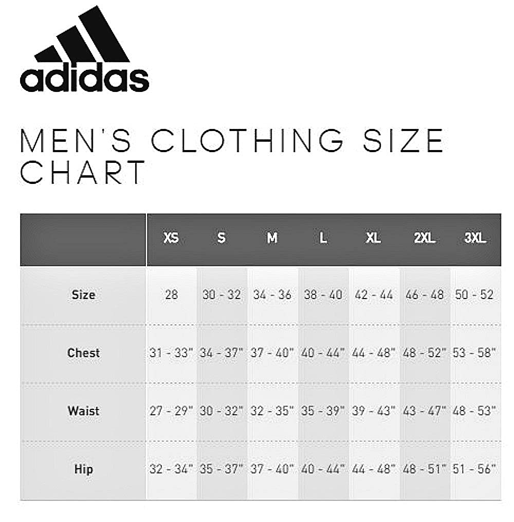 adidas polo fit guide