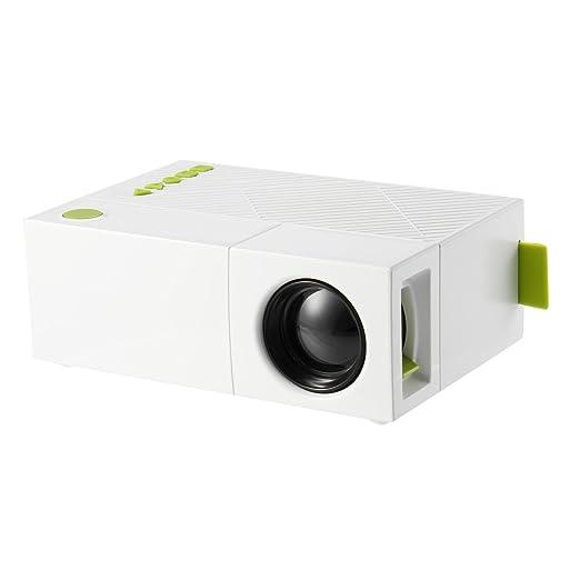 WAZA YG310 Mini Proyector LED LCD Proyector 500 LM Otros OS ...