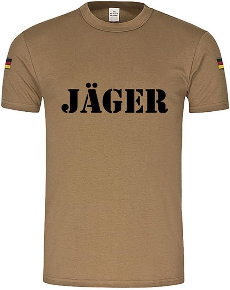 noorsk – cazador Guardabosque Caza – Caza Sport Original Trope Camiseta Camisa tropicales Bundeswehr – Camiseta: Amazon.es: Ropa y accesorios