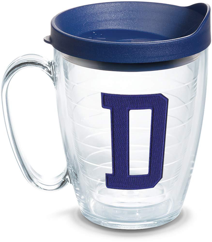 Tervis 1083155 NFL Dallas Cowboys D Tumbler with Emblem and Navy Lid 16oz Mug, Clear