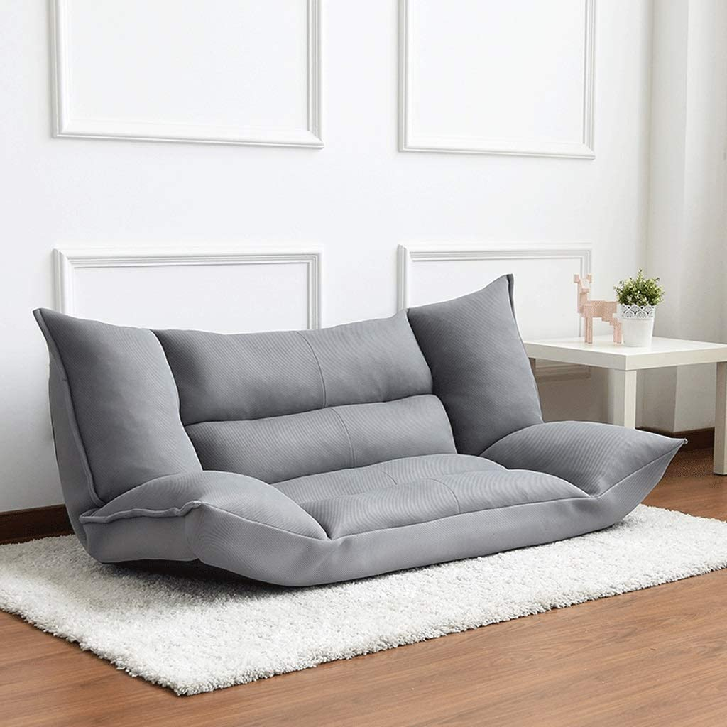 Amazon.com: ZXUE Tatami Multi-Function Folding Double Sofa ...