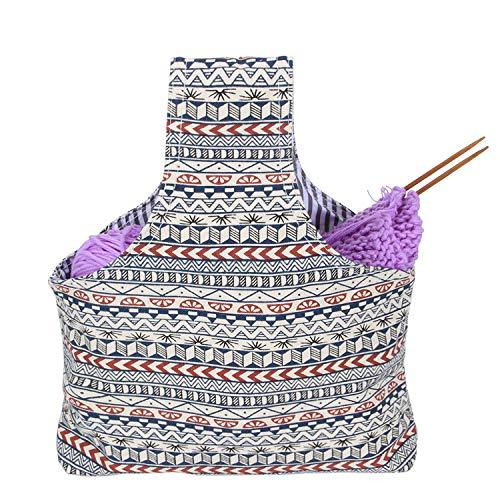 (Teamoy Knitting Tote Bag(L12.2