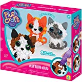 The Orb Factory PlushCraft Kitten Club 3D Soft Craft