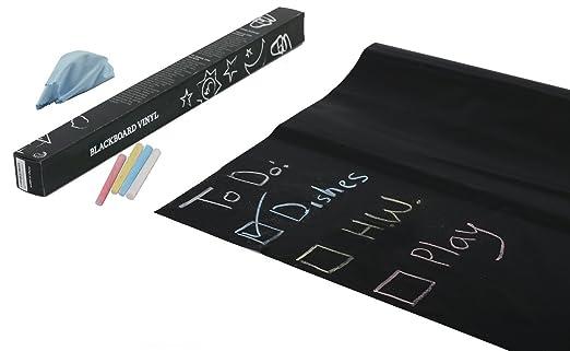 47 opinioni per TRIXES 2 x Lavagne adesive staccabili con 5 gessetti auto adesivi