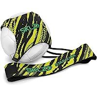 SKLZ Star-Kick - Balón para Entrenamiento de fútbol, Manos Libres, para balones de tamaño 3, 4, y 5
