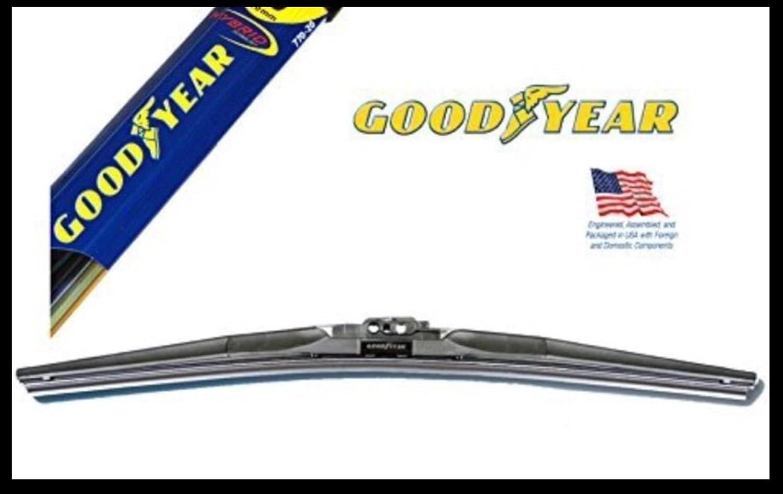 24 Inch /& 19 Inch Saver Goodyear Assurance WeatherReady Wiper Blades