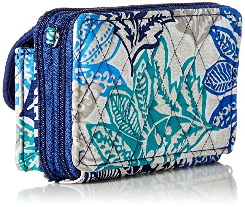 in Bradley Crossbody Vera Santiago One Signature RFID Cotton All OzfT6xqwt