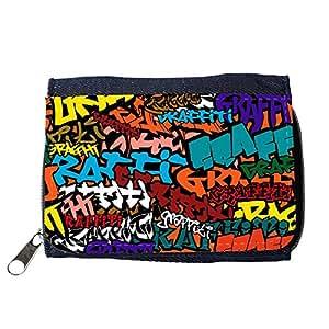 le portefeuille de grands luxe femmes avec beaucoup de compartiments // V00001856 Fondo inconsútil de la pintada del // Purse Wallet