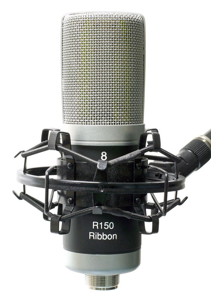 Amazon.com: MXL Mics R-150 Ribbon Microphone, Figure 8: Musical ...