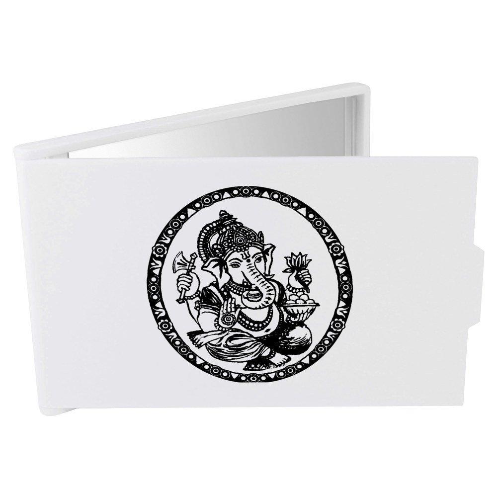 Azeeda 'Ganesha' Espejo Compacto / de Bolsillo (CM00007834)