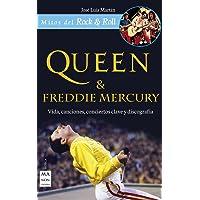 Queen & Freddie Mercury (Mitos del Rock &