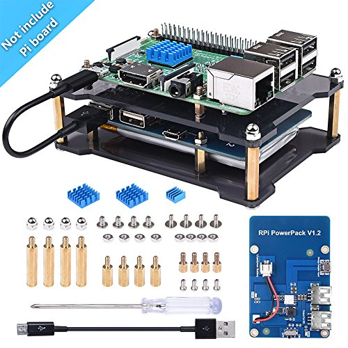 Power Raspberry Pi With Battery - 2