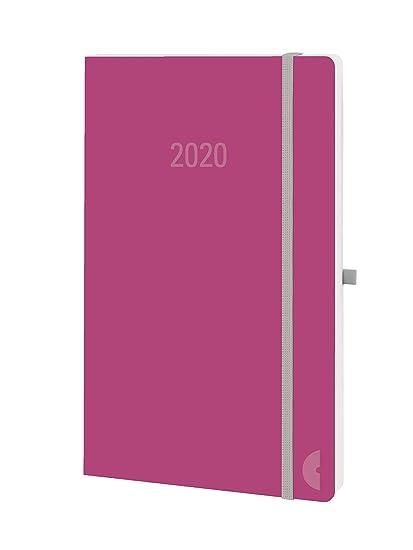 Chronoplan 50980 - Agenda 2020, A5, tapa blanda, 1 semana en ...