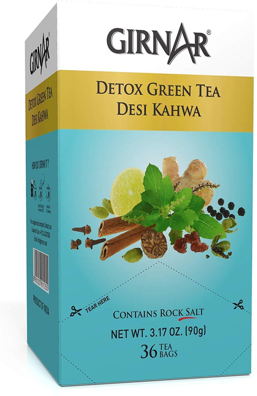 girnar green tea