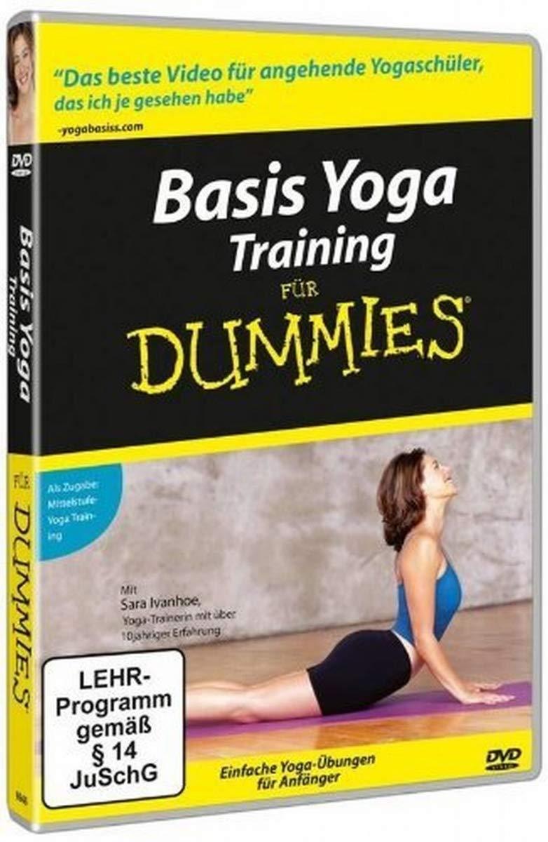 Basis Yoga Training für Dummies [Alemania] [DVD]: Amazon.es ...