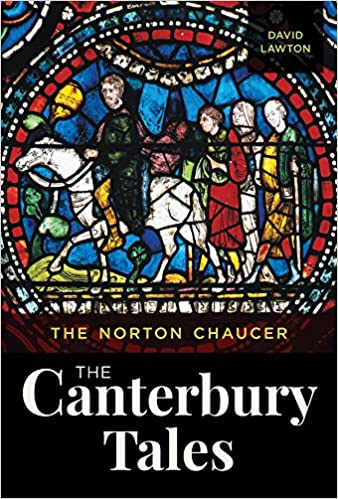The Norton Chaucer: The Canterbury Tales: Amazon co uk: David Lawton