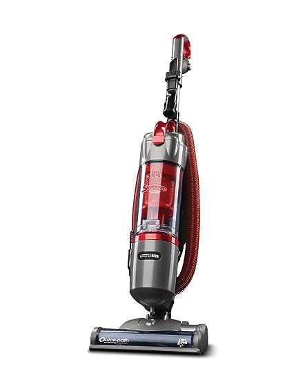 Dirt Devil Swerve Multi-Cyclonic Sin bolsa 1200W Gris, Rojo - Aspiradora escoba (