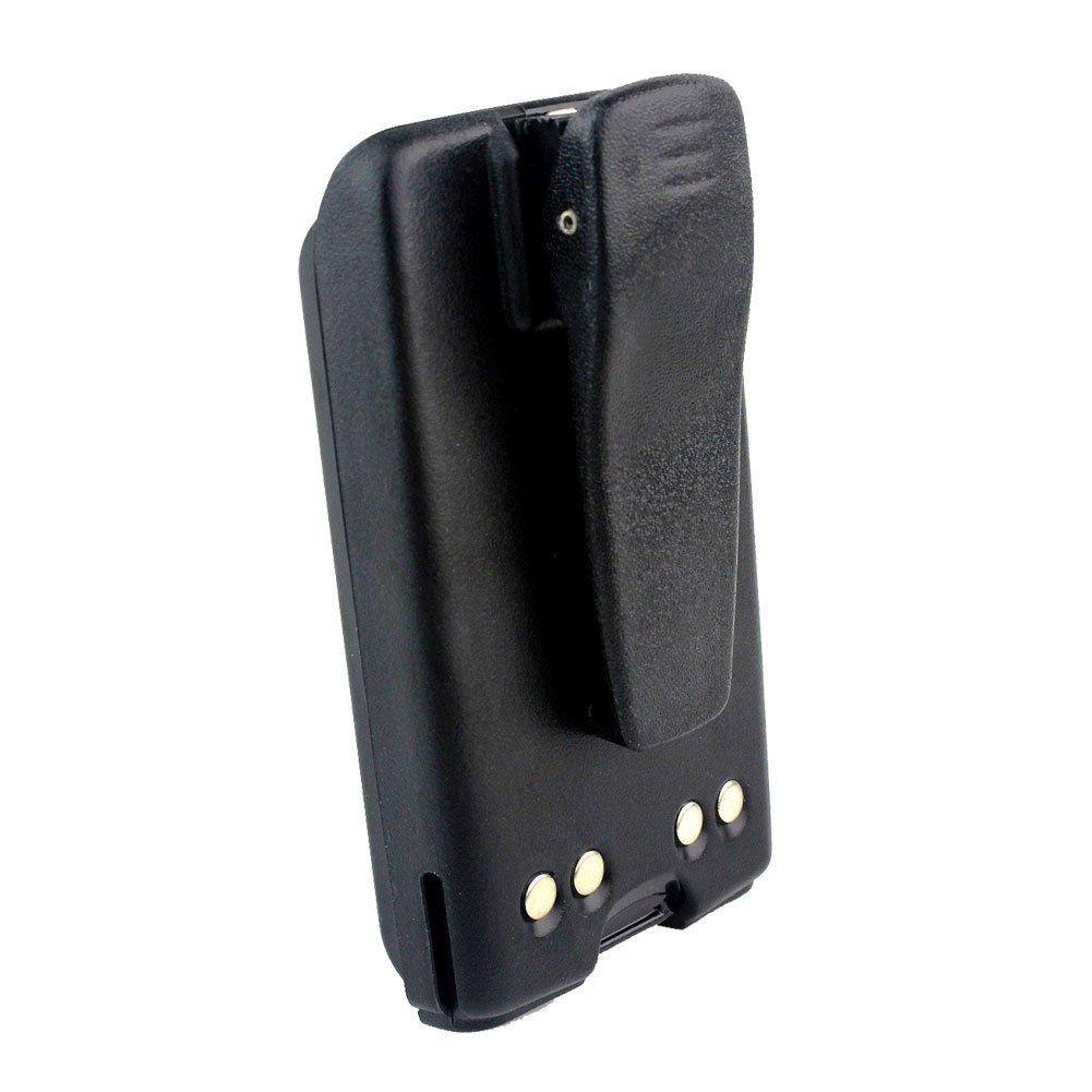 Tenq 10pack 1500mah Ni-mh Replacement Battery for Motorola Radios Mag One Bpr40 A8 Pmnn4071 Pmnn4071a Pmnn4071ar + Belt Clip by TENQ (Image #4)