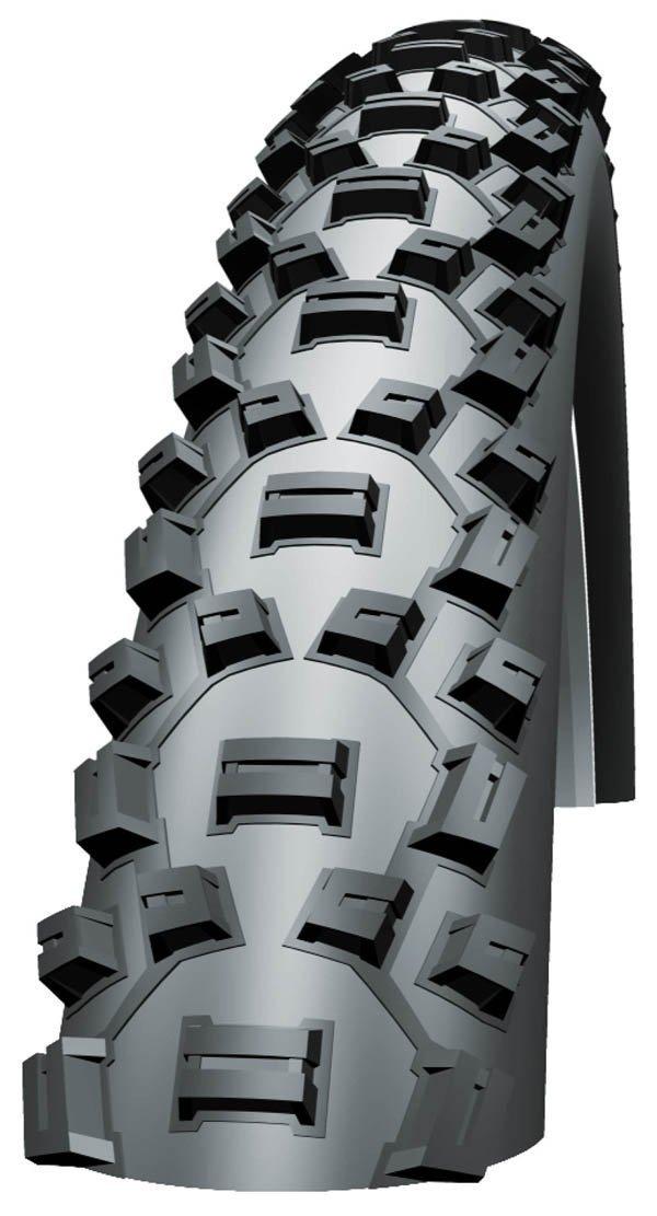 Schwalbe Nobby Nic HS 365 Knobby Mountain Bike Tire (26x2.25 Evo Double Defense Folding Black Skin) [並行輸入品] B077QG5B1N