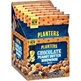 Planters Chocolate Peanut Butter Brownie Mix, 6 Count